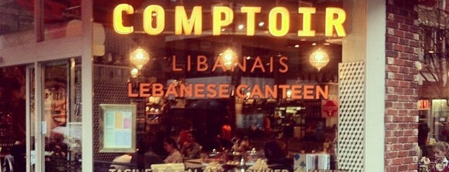 Comptoir Libanais is one of Places to eat in London.