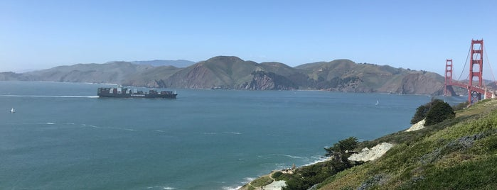 Pacific Overlook is one of SF Trails & Overlooks.