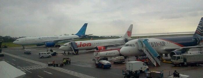 Sultan Aji Muhammad Sulaiman Sepinggan Balikpapan International Airport (BPN) is one of Indonesia's Airport - 1st List..