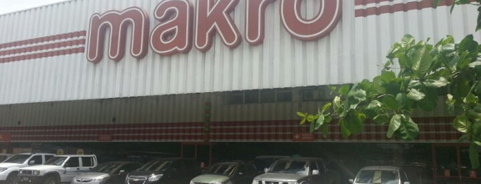 Makro is one of Zona Oeste - Outros.