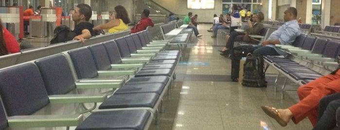 Международный аэропорт Конгоньяс/Сан-Паулу (CGH) is one of Free WiFi Airports.