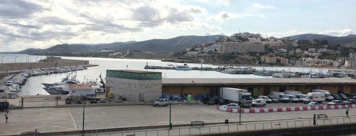 Puerto de Peñiscola is one of ESPAÑA-ESPAGNE-SPAIN IS DIFFERENT.