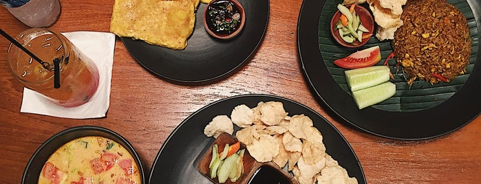 Historia Food & Bar is one of Anni in Jakarta.