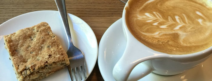 Caffeine Roasters is one of Vilnius for good girls.