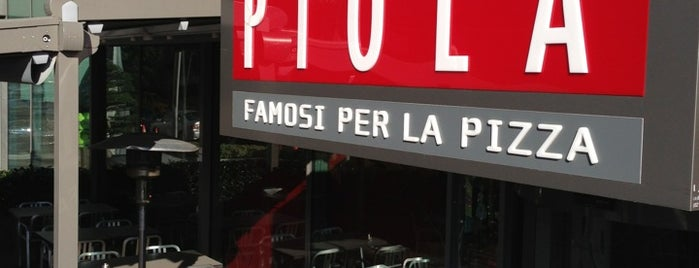 Piola Pizza is one of Beşiktaş-Sariyer.