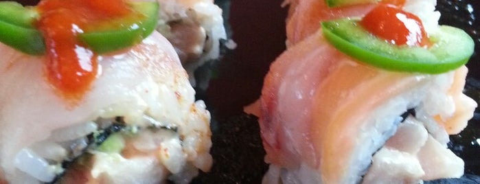 yellowfish sushi is one of Frequent.