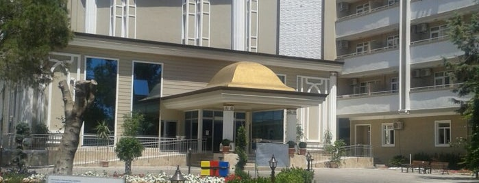 Hotel Linda is one of Turkiye Hotels.