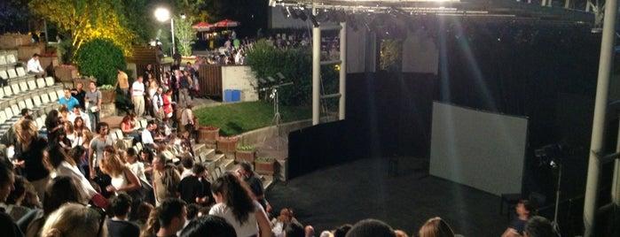 Eşref Denizhan Açıkhava Tiyatrosu is one of 2018.