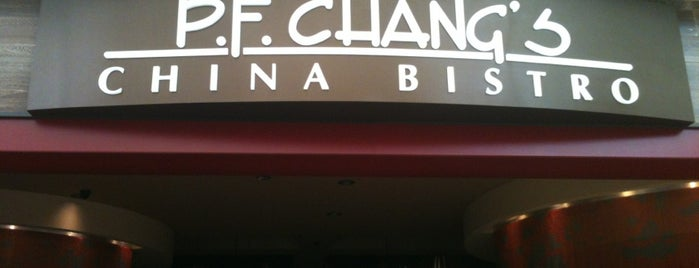 P.F. Chang's Asian Restaurant is one of Cuernavaca.