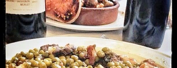 Cals Frares is one of Restaurants de Catalunya.