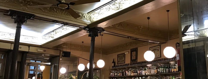 Café Barbieri is one of Desayunos con Diamantes.