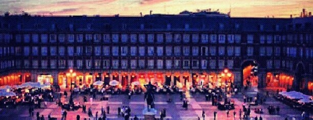 Plaza Mayor is one of Favorite Great Outdoors.