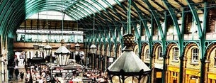 Covent Garden Market is one of London.