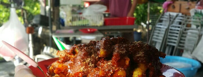 兵如港 Rojak@Road Side is one of Jalan Jalan Ipoh Eatery.
