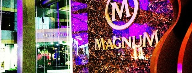 Magnum The Chocolatier is one of Bangkok 曼谷.