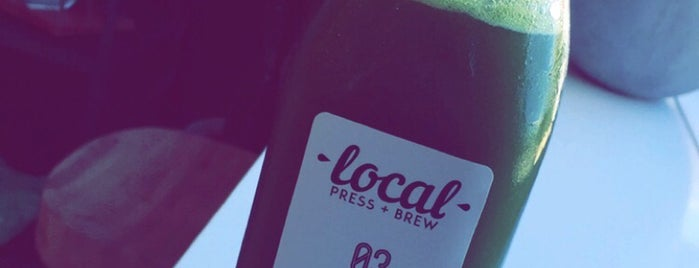 Local Press + Brew is one of Best of DALLAS.