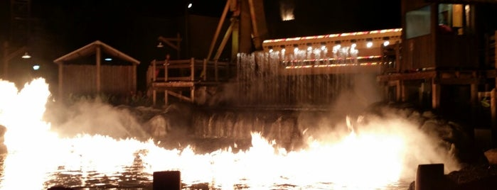 Firefall is one of ROLLER COASTERS.