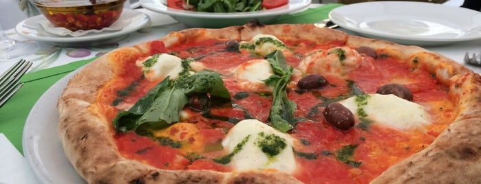 Pizzeria Regina Margherita is one of Bei Hunger.