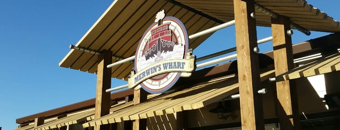 Merwin's Wharf is one of The 15 Best Places with Scenic Views in Cleveland.