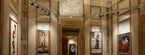 Museu Europeu d'Art Modern (MEAM) is one of Mi lista de lugares donde he estado.