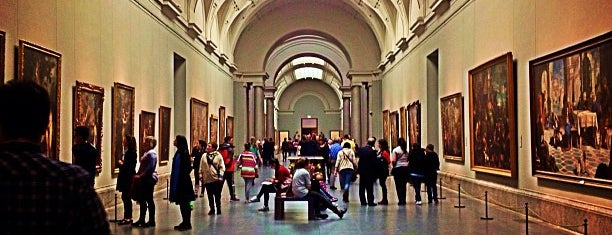 Museo Nacional del Prado is one of Madrid.