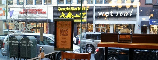 Potbelly Sandwich Shop is one of New Office Lunch Spots.