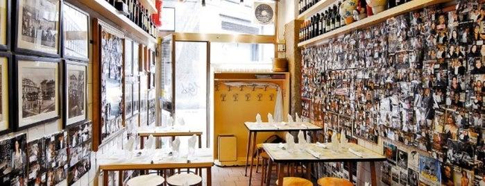 La Vecchia Latteria is one of Mangiare vegan a Milano.