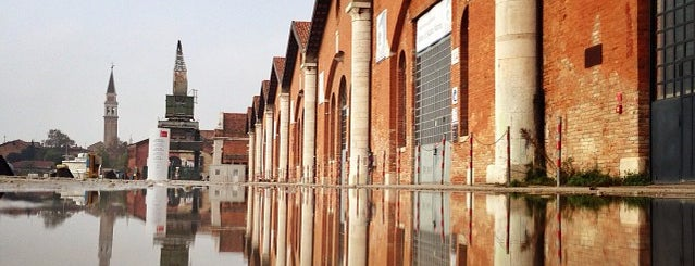 La Biennale @ Arsenale is one of Venezia.