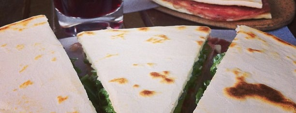 Da Piadina is one of Snacks.