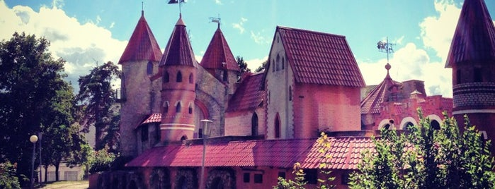 Андерсенград is one of Интересное в Питере.