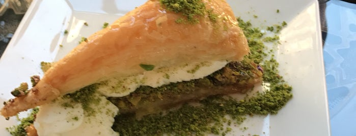 Hamdizade Dondurma Cafe is one of Istanbul.
