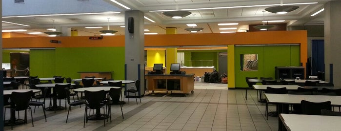 Golden Eagle's Nest (Food Court) is one of cafet.