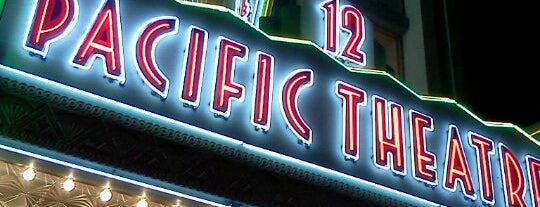 Pacific Theaters Culver Stadium 12 is one of Regulosity.
