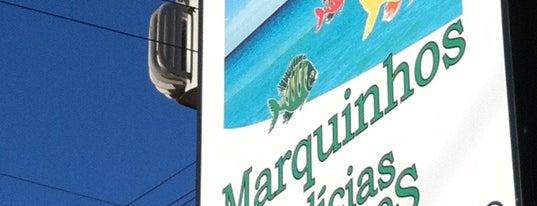 Marquinhos Delícias Cearenses is one of Wi-fi grátis.