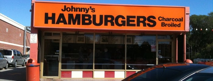 Johnny's Hamburgers is one of Been there.