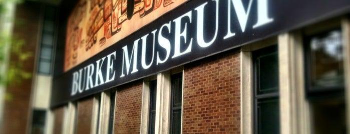 Burke Museum is one of #2daysinSeattle.