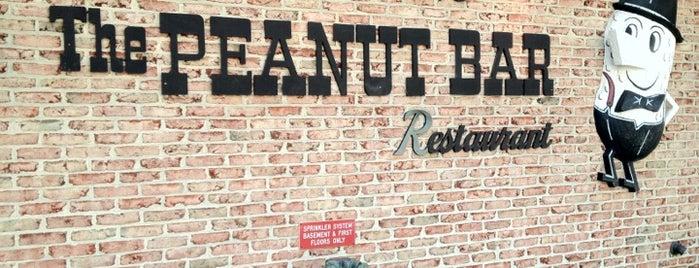 Jimmie Kramer's Peanut Bar is one of Food Paradise.
