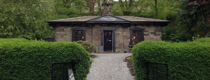 The Gardener's Cottage is one of Hipster Edinburgh.