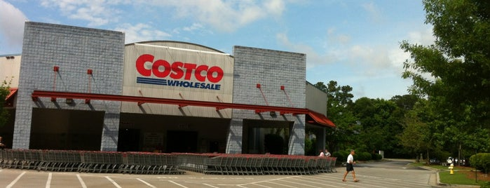 Costco Wholesale is one of Common Places to Be.
