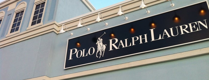 Polo Ralph Lauren Factory Store is one of Hotels by Travel Destinations LLC.