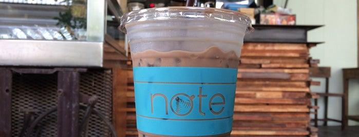 Note Espresso is one of ลำพูน, ลำปาง, แพร่, น่าน, อุตรดิตถ์.