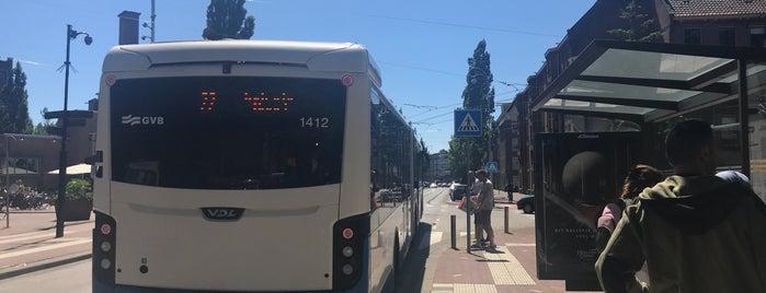 Tram- en bushalte Javaplein is one of Alle tramhaltes van Amsterdam.