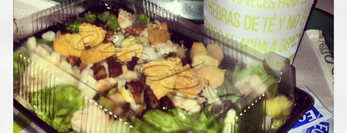 Kepén Tea & Salad is one of Restaurantes Venezuela.