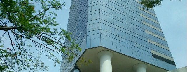JW Marriott Hotel is one of Sparkling Surabaya.