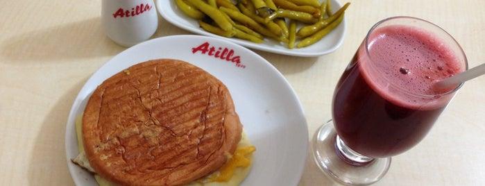 Tostcu Atilla is one of Yeme-İçme (Türkiye).