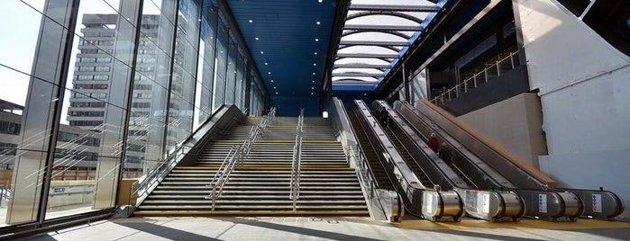 Reading Railway Station (RDG) is one of Summer in London/été à Londres.