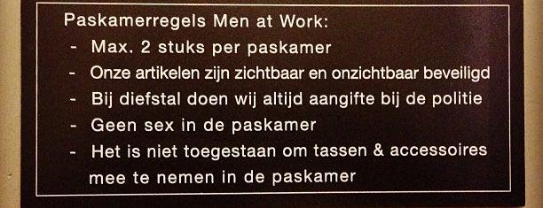 Men At Work is one of Antwerpen.
