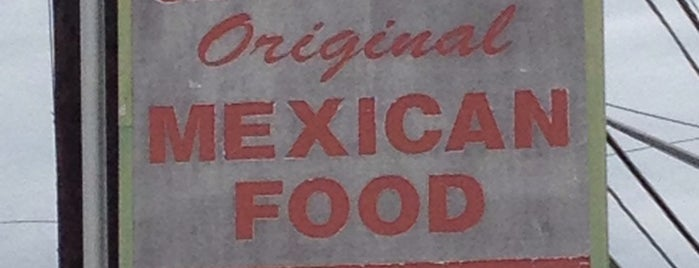 Garcia's Mexican Food is one of Places to try.