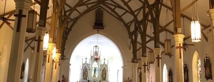 St. Louis Catholic Church is one of Chad'ın Kaydettiği Mekanlar.