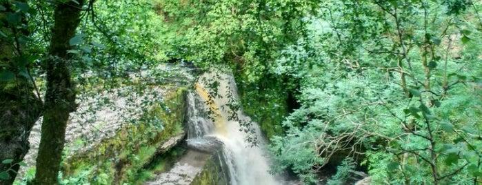 Four Falls Trail is one of U.K..